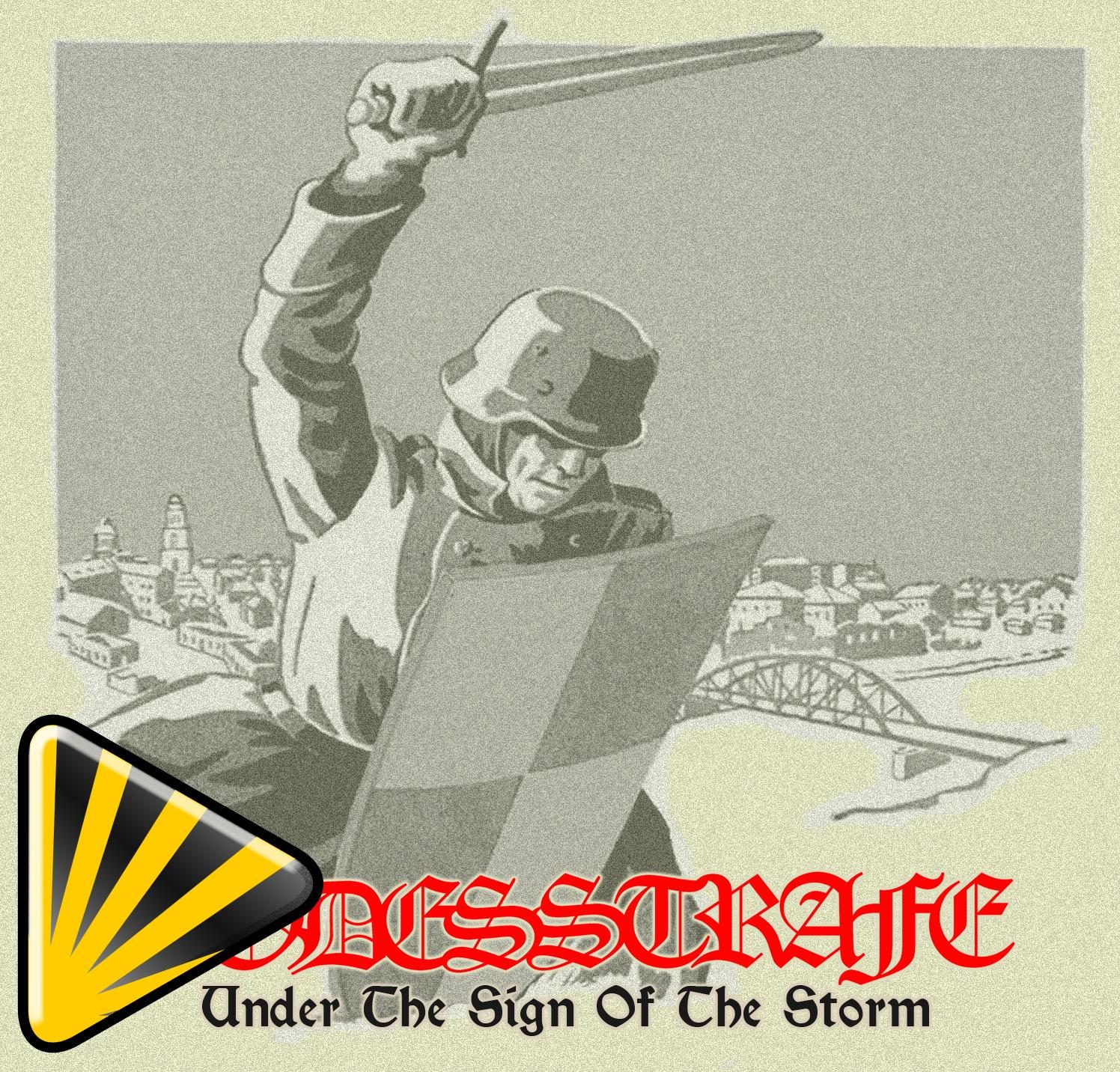 Todesstrafe - Under the sign of the storm (2020)