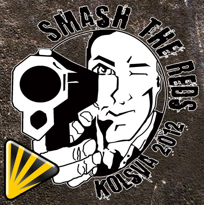Smash the reds - Kolsva 2012